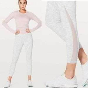 Lululemon 7/8 Train Times Pant Wee Are From Space